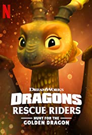 Watch HD Movie Dragons Rescue Riders Hunt for the Golden Dragon