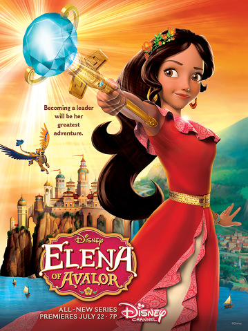 Watch Movie Elena and the Secret of Avalor