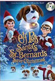 Watch Movie Elf Pets Santas St Bernards Save Christmas