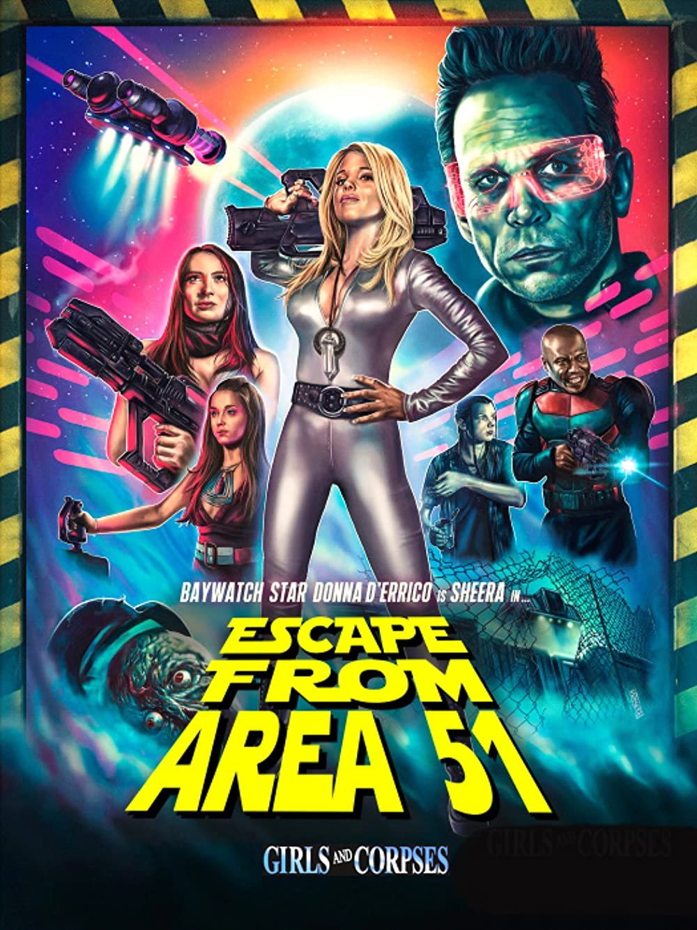 Watch Movie Escape from Area 51