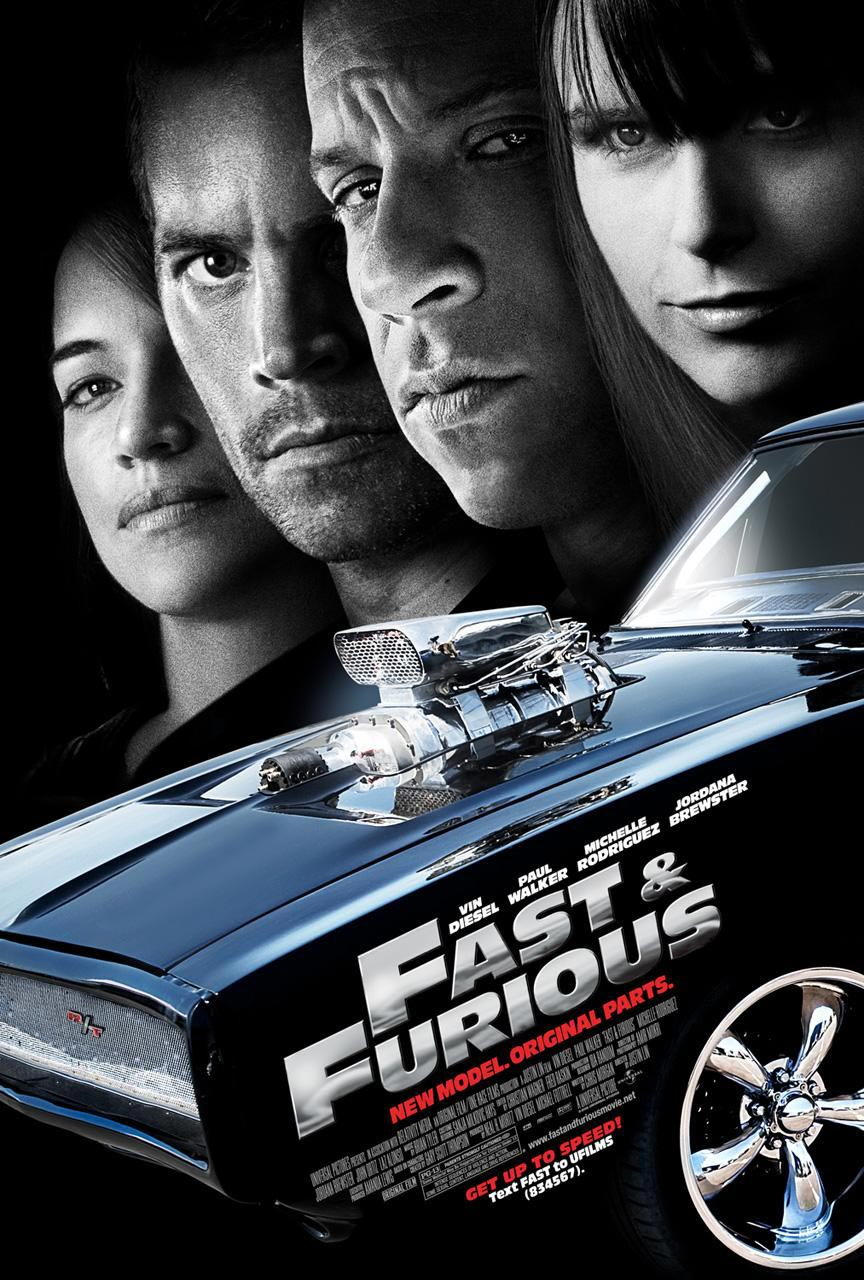 Watch Movie Fast And Furious 4