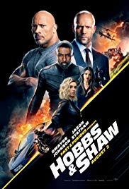 Fast & Furious Presents Hobbs & Shaw movietime title=