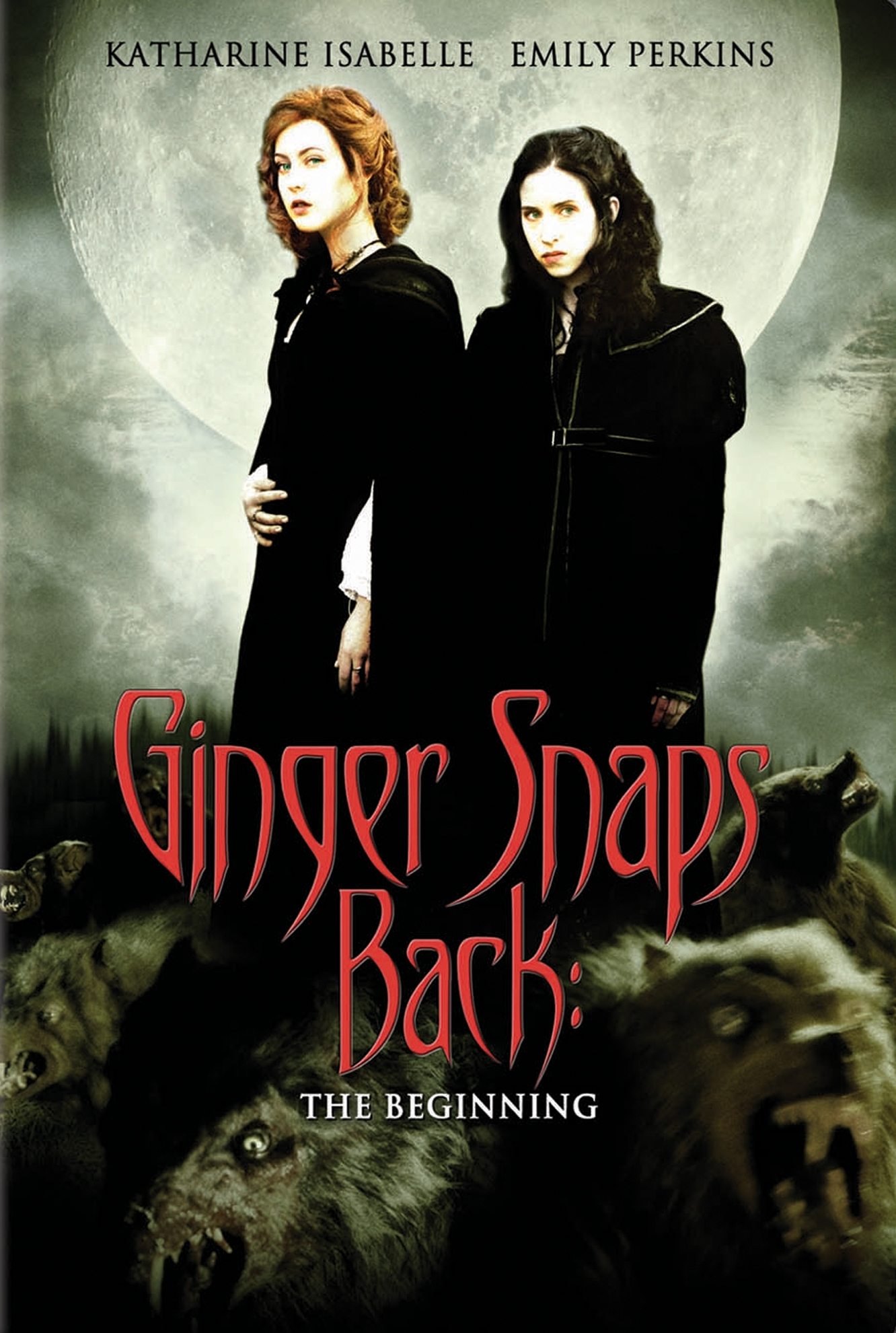 Watch Movie Ginger Snaps Back The Beginning
