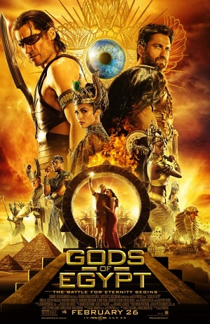 Gods of Egypt movietime title=