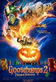 Watch Movie Goosebumps 2 Haunted Halloween