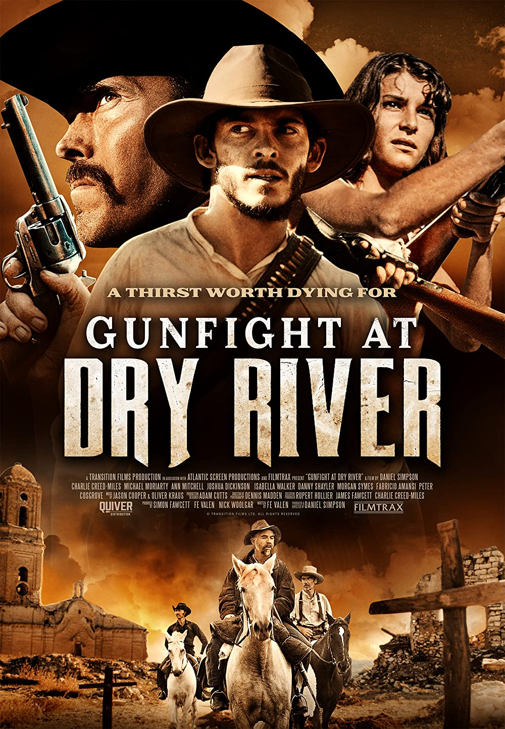 Watch Gunfight at Dry River online