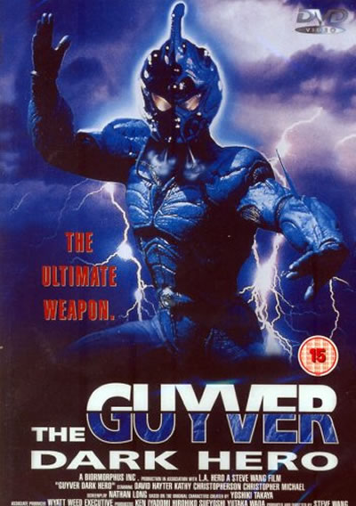 Guyver Dark Hero openload watch