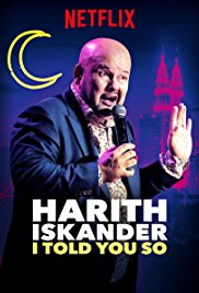 Watch Harith Iskander: I Told You So online