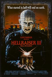 Hellraiser III Hell on Earth Movie HD watch