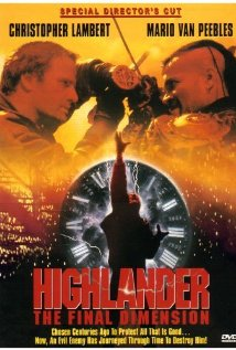 Highlander 3 The Final Dimension openload watch