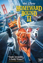Watch Movie Homeward Bound 2 Lost in San Francisco