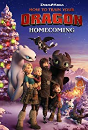 How to Train Your Dragon Homecoming HD Streaming