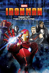 Watch Iron Man Rise Of Technovore