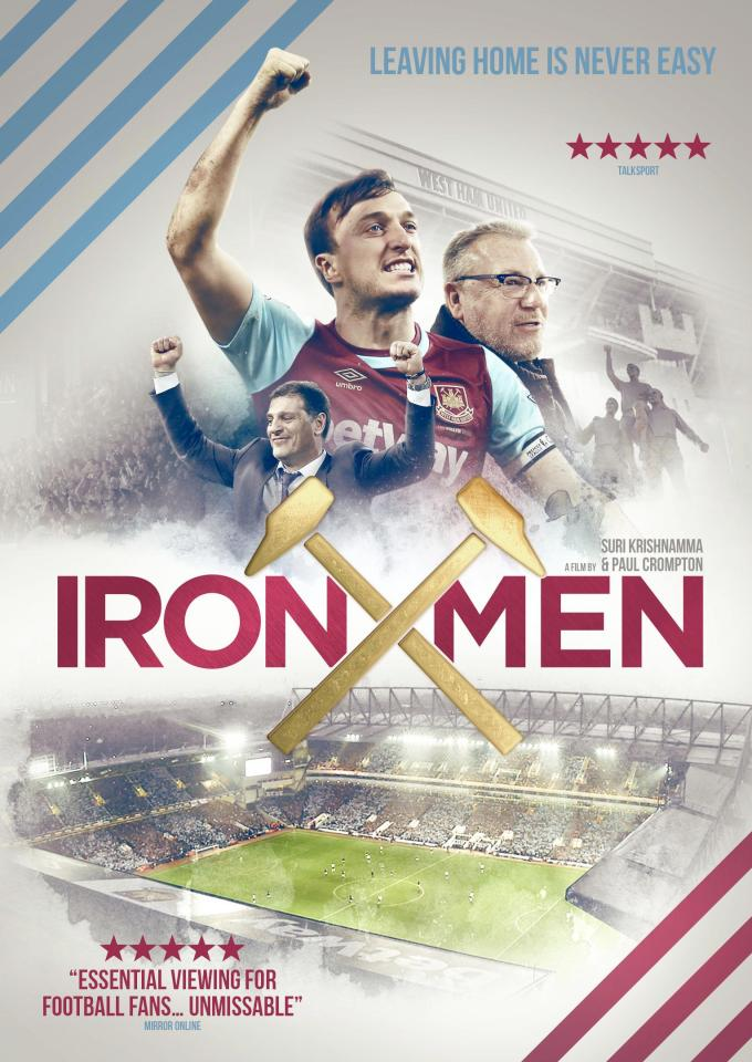 Watch Iron Men online