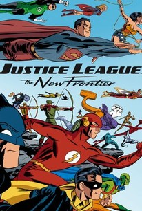 Watch Movie Justice League The New Frontier
