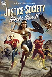 Justice Society World War II streaming full movie with english subtitles