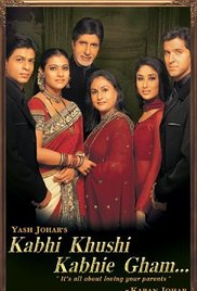 Kabhi Khushi Kabhie Gham Movie HD watch