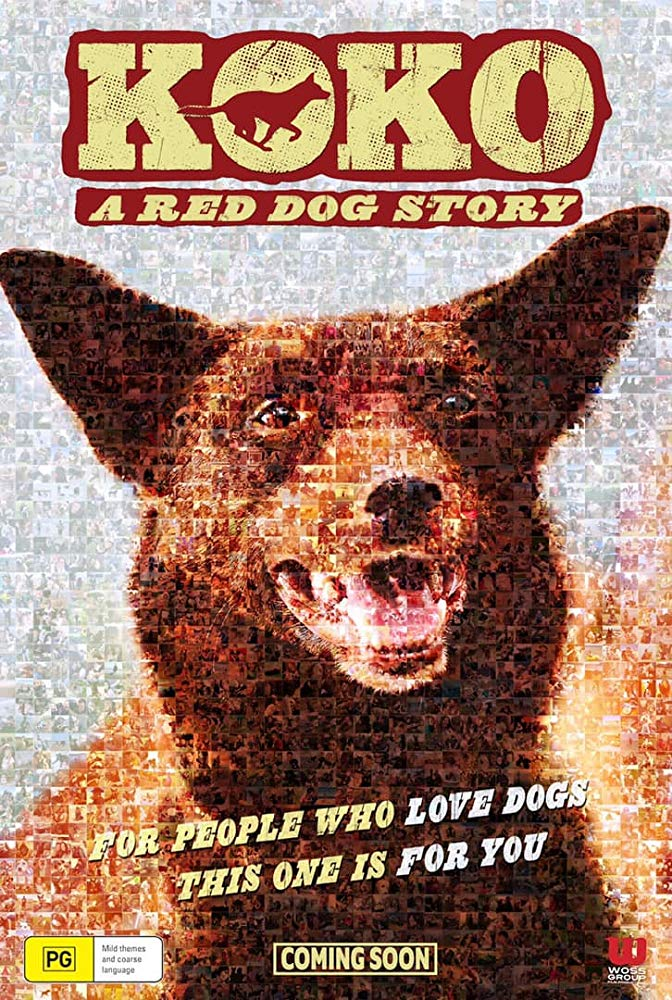 Watch HD Movie Koko A Red Dog Story