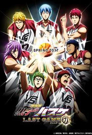 Watch Kuroko's Basketball: Last Game online
