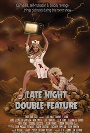 Late Night Double Feature movietime title=