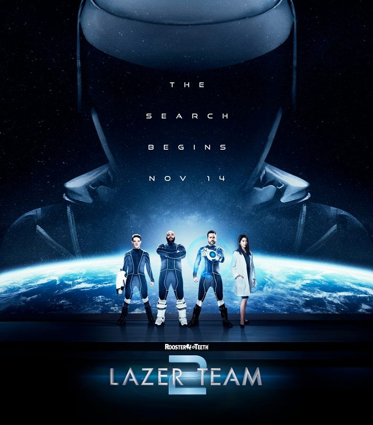 Watch Free HD Movie Lazer Team 2
