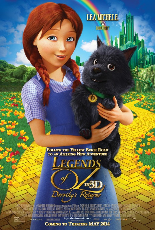 Watch Movie Legends of Oz Dorothys Return