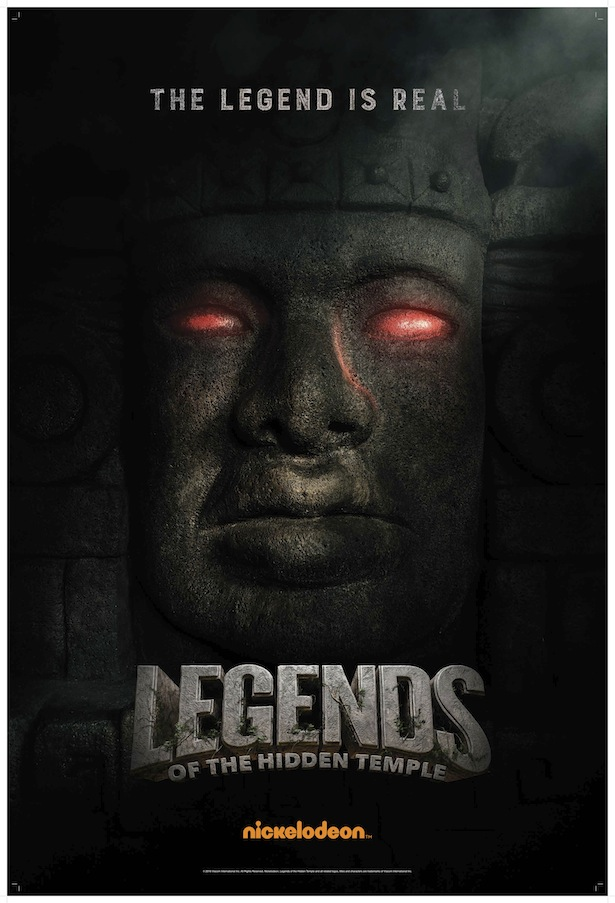 Watch Movie Legends of the Hidden Temple The Movie