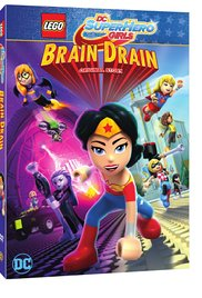 Watch Movie Lego DC Super Hero Girls Brain Drain