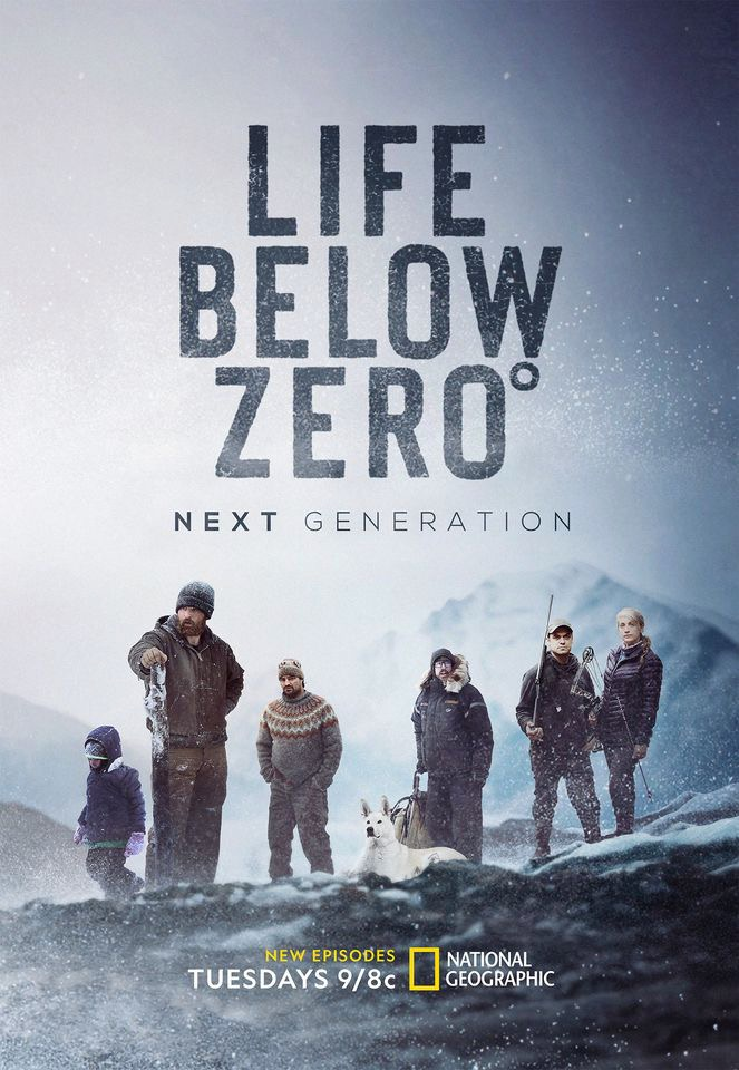 Watch Movie Life Below Zero Next Generation - Season 1