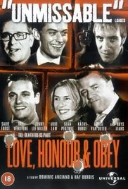 Watch full hd for free Movie Love, Honor and Obey