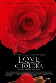 Watch Movie Love in the Time of Cholera