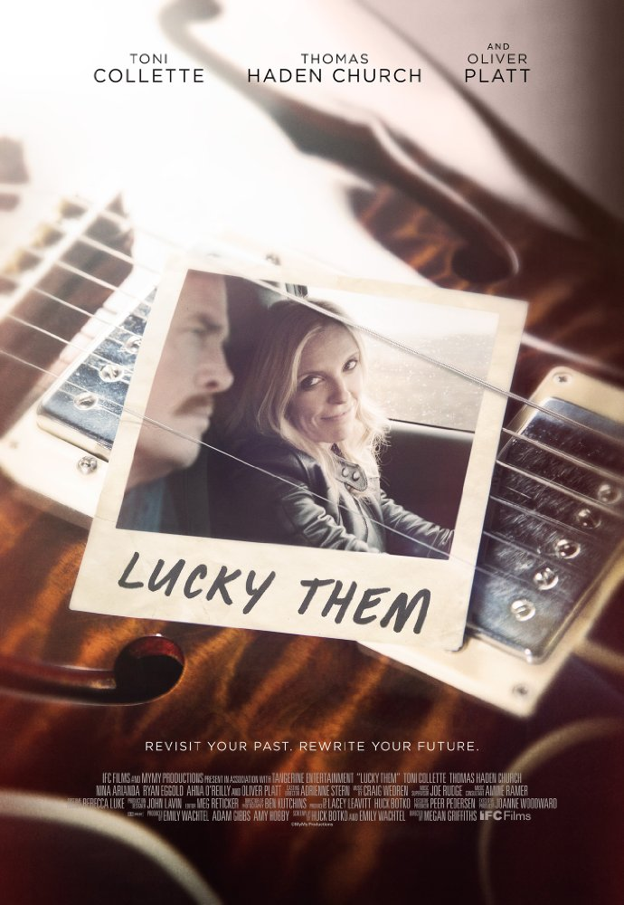 Lucky Them Movie HD watch