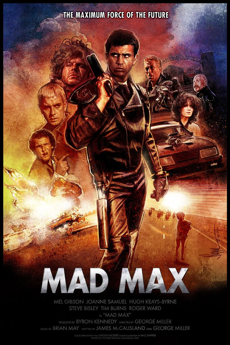 Watch Movie Mad Max