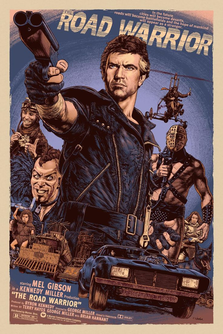 Watch Movie Mad Max 2 The Road Warrior