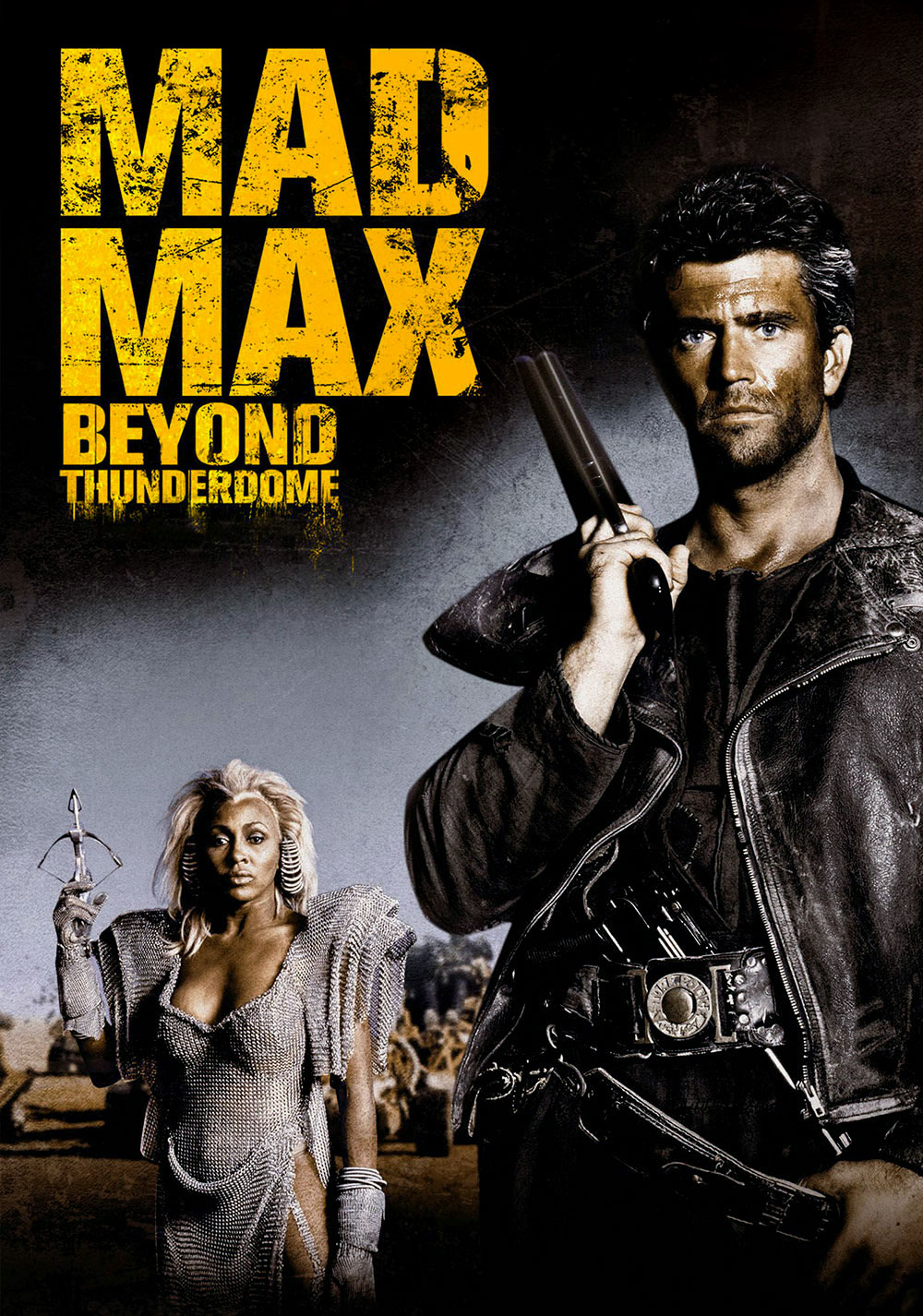 Watch Movie Mad Max 3 Beyond Thunderdome