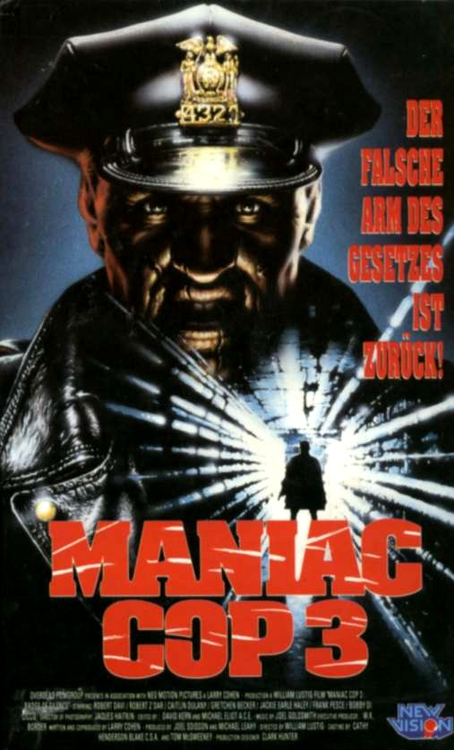 Maniac Cop 3 Badge Of Silence openload watch