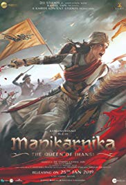Manikarnika The Queen of Jhansi streamango