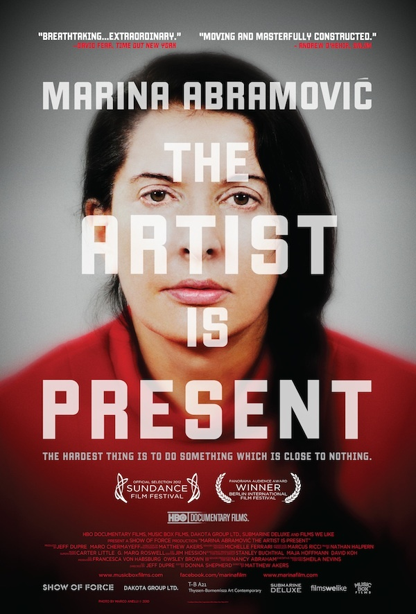 Watch Movie Marina Abramovic The Artist Is Present