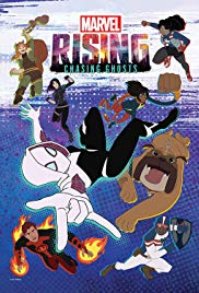 Watch Movie Marvel Rising Chasing Ghosts