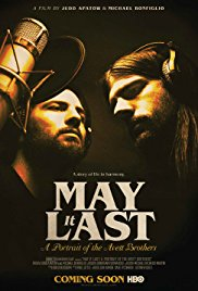 Watch Movie May It Last A Portrait of the Avett Brothers