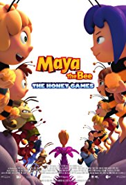 Maya the Bee The Honey Games movietime title=
