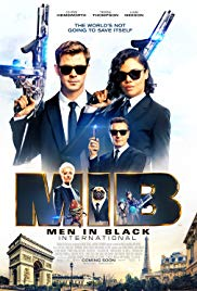 Watch Movie Men in Black International
