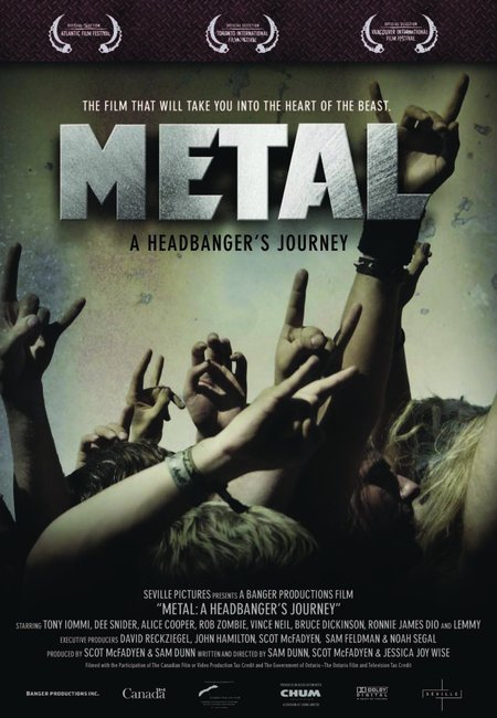 Watch Movie Metal A Headbangers Journey
