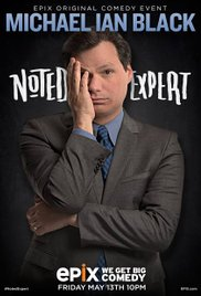 Michael Ian Black Noted Expert movietime title=