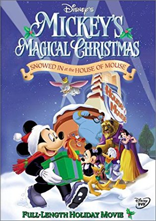 Mickeys Magical Christmas Snowed in at the House of Mouse Movie HD watch