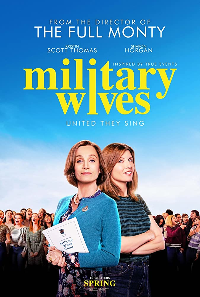 Watch Movie Military Wives