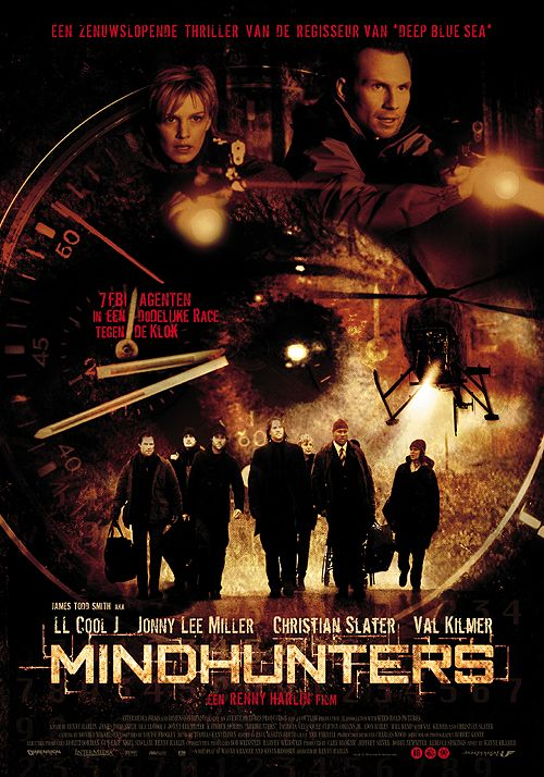 Mindhunters Movie HD watch