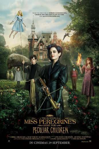 Miss Peregrines Home for Peculiar Children streaming full movie with english subtitles