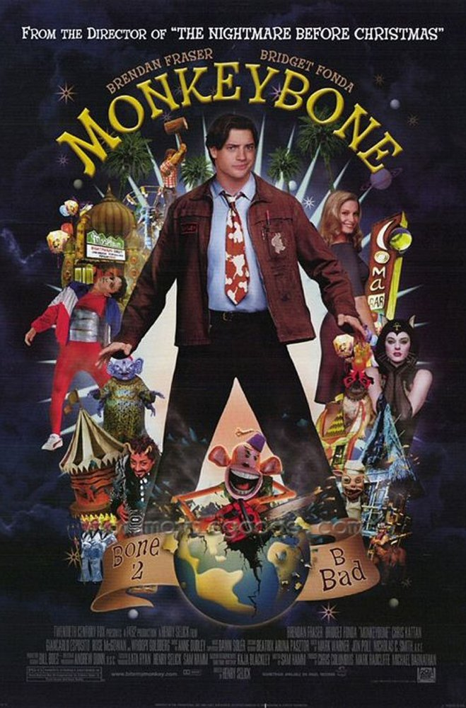 Monkeybone Movie HD watch