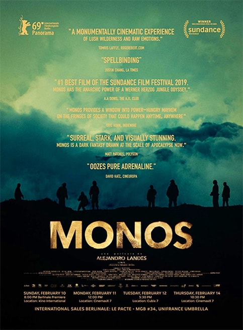 Monos streaming full movie with english subtitles